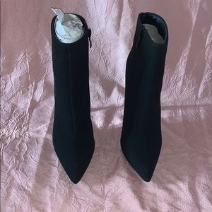 Pointed Heeled Stiletto Sock Boots!